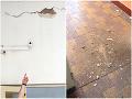 FOTO Zemplín opäť v ohrození: Už druhé zemetrasenie takmer o týždeň presne