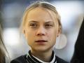 KORONAVÍRUS Greta Thunbergová darovala svoju odmenu na podporu aktivít UNICEF počas koronakrízy