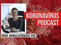 KORONAVÍRUS PODCAST Slovenská lekárka