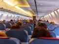 Dráma v lietadle: Je