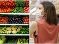 KORONAVÍRUS Sú potraviny zdrojom infekcie? Úrad verejného zdravotníctva má jasnú odpoveď