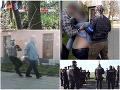 Akčné VIDEO zo zadržania beštie z Česka: Rostislav má mrazivú minulosť, svoje chúťky kruto dokončil