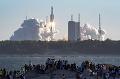 Čína hlási úspech: Štart novej vesmírnej rakety prebehol úspešne