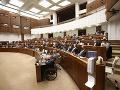 Poslanci NR SR sa v utorok zídu na schôdzi: Čakajú ich vládne návrhy i výročné správy