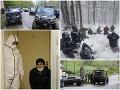 MIMORIADNA SPRÁVA Snehová búrka na východe Slovenska zasiahla skupinu migrantov: Jeden mŕtvy