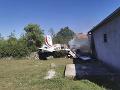 Havária vojenského lietadla v Chorvátsku: Pád z nebies má dve obete, minister rezignoval