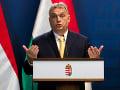 KORONAVÍRUS V Budapešti bude obnovený život až po poklese počtu úmrtí na COVID-19, tvrdí Orbán