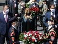 Deň víťazstva nad fašizmom: NAŽIVO Lídri si uctili obete vojny, silný odkaz všetkým ľuďom