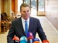 Klus ocenil, že najvyšší ústavní činitelia deklarovali orientáciu Slovenska
