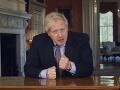 KORONAVÍRUS Boris Johnson vyjadril svoje obavy: Vakcínu možno nikdy nevyvinú