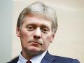 KORONAVÍRUSOM je infikovaný aj hovorca Kremľa Dmitrij Peskov
