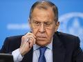 KORONAVÍRUS Spojené štáty už pomáhajú Rusku v boji s pandémiou, tvrdí Lavrov