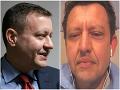 Na prvý pohľad ich ABSOLÚTNE nerozoznáte: Daniel Lipšic má dvojníka, vystúpil v mimoriadnej relácii