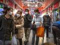 KORONAVÍRUS Čína je ochotná ďalej rozvíjať spoluprácu s Južnou Kóreou