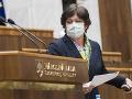 Ombudsmanka navrhla na kandidáta na generálneho prokurátora Čentéša