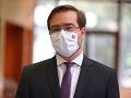 Minister Krajčí odvolal vedenie Univerzitnej nemocnice Louisa Pasteura v Košiciach