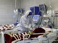 KORONAVÍRUS Irán zaznamenal najvyšší počet nových prípadov nákazy od 6. apríla