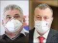Diskusný duel súčasného a bývalého ministra: Richter si Krajniaka podal kvôli 13. dôchodkom