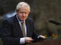 KORONAVÍRUS Podpora pre Johnsonovo riešenie koronakrízy prudko poklesla