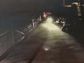 VIDEO Vodič pod vplyvom alkoholu zdemoloval autá v autobazáre