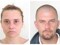 Bonnie a Clyde po slovensky! Polícia hľadá Martinu a Petra na FOTO, v tomto meste buďte v strehu