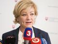 Laššáková víta diskusiu o smerovaní strany Smer-SD