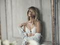 Supermodelka Daniela Peštová zažiarila v kampani luxusnej spodnej bielizne Victorias Secret
