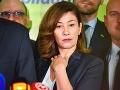 Koaličný spor! Nicholsonová kritizuje časť Matovičových poslancov: Tí pripravujú zákon o interupciách