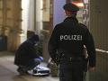 Útokov nožom v poslednej dobe pribúda: V mestečku pri Viedni dnes útočník pobodal šesť ľudí