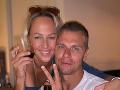 Zuzana Belohorcová s manželom Vlastom Hájekom
