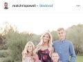 Heidi Powell má dve ratolesti s Chrisom. Dve staršie deti má z predchádzajúceho vzťahu.
