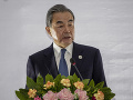 KORONAVÍRUS Čína je otvorená spolupráci pri zisťovaní pôvodu COVID-19, tvrdí minister Wang I