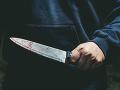 Krvavý incident pri košickej univerzite: Muža (33) bodli do hrudníka, v putách skončil jeho kamarát