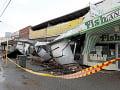 Austráliou sa prehnala silná búrka: Spôsobila rozsiahle výpadky elektriny