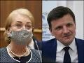 """Pokrytecká politika! Hlina nachytal """"hysterickú"""" Záborskú: Pustil sa do kresťanov, stratili poctivosť"""