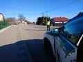 Hazardér za volantom: Šofér (46) nákladiaku nafúkal na východe takmer tri promile