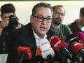 Bývalý šéf Slobodnej strany Rakúska Strache predstúpi pred súd: Čelí obvineniu z korupcie