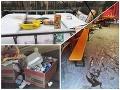 KORONAKRÍZA zmenila hasičov na upratovačky: FOTO Repatrianti im dali nechutný darček...no FUJ!