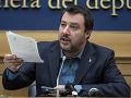 KORONAVÍRUS Salvini a jeho spojenci ignorovali nariadenia a nedodržiavali odstupy