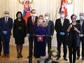 VIDEO Prezidentka po stretnutí o slovenskom súdnictve: Generálna prokuratúra potrebuje zmeny