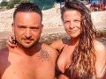 Robo Papp s priateľkou Veronikou