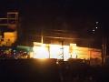 Karanténnu nemocnicu zachvátil požiar