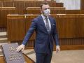Eštok vyzval OĽaNO na verejný híring na miesta prednostov obvodných úradov
