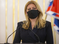 KORONAVÍRUS Prezidentka podpísala zákon, ktorý rieši zrušené zájazdy počas koronakrízy