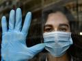 KORONAVÍRUS Počet prípadov infekcie na Ukrajine presiahol 50-tisíc