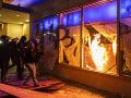 Protesty v Oaklande