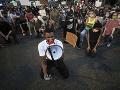 Protesty v Memphise