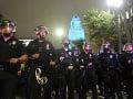 Protesty v Los Angeles