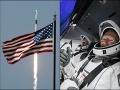 VIDEO Druhý pokus o historický štart sa podaril! Astronauti sú na ceste na Medzinárodnú vesmírnu stanicu