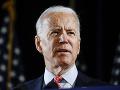Kandidát demokratov Joe Biden odsúdil násilnosti pri rasových protestoch v USA